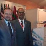 Мастер Тренеры: М. Дернаковский и PhD Ranganatan (India)