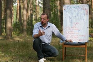 М. Дернаковский, летний интенсив