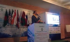 М. Дернаковский, конференция в Непале